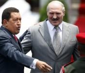 Białoruś Łukaszenko Chavez