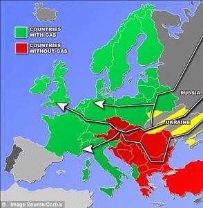 Konsekwencje rosyjsko-ukraińskiego kryzysu gazowego ze stycznia 2009 roku