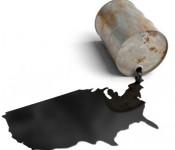 Ropa naftowa - stany zjednoczone