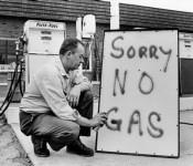 gdy zabraknie ropy