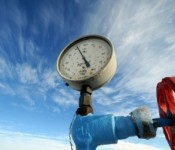 Gaz ziemny na świecie w 2010 roku