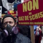 Przeciwnicy gazu łupkowego