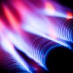 Zużycie gazu w 2011 roku