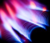 zużycie gazu ziemnego