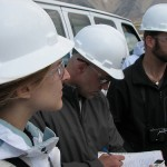 Wydobycie gazu ziemnego w Polsce w 2008 roku