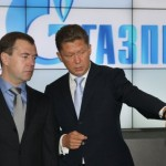 Gazprom wobec Białorusi i Ukrainy
